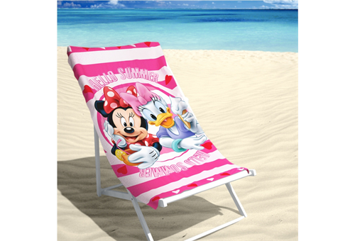 Minnie en Katrien strandlaken