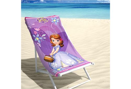 Sofia het Prinsesje strandlaken