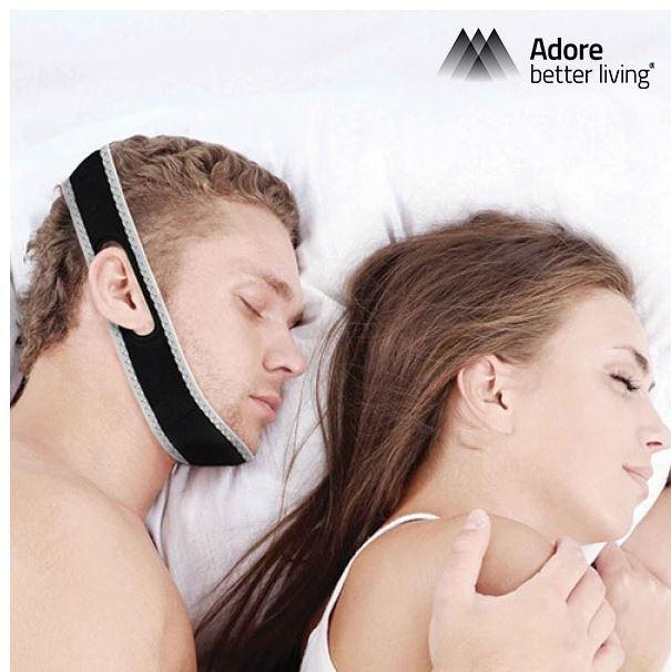 Afbeelding van Adore Better Living Anti-Snurk Elastieken Band