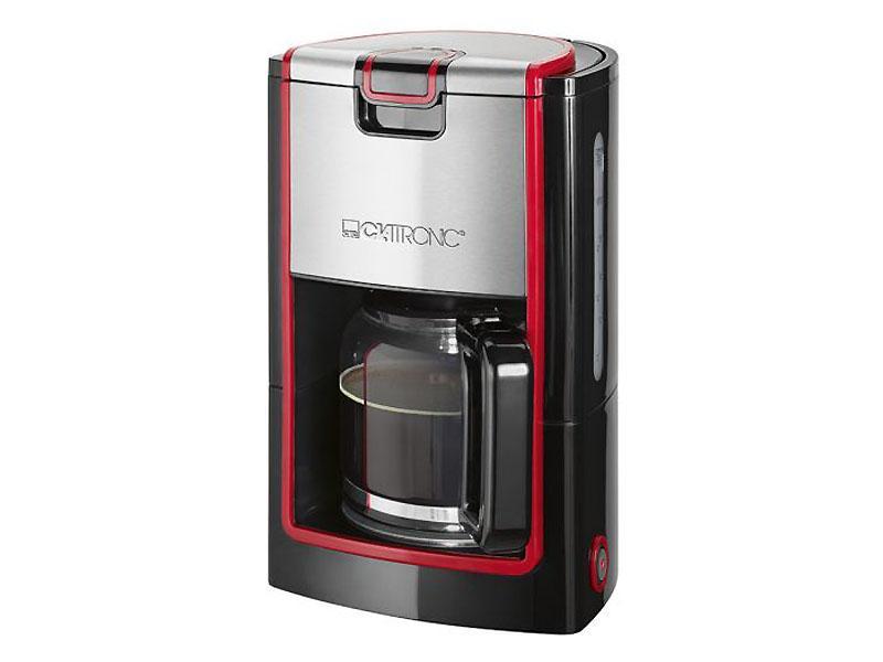 Clatronic Coffee machine KA 3558 Black-inox Clatronic