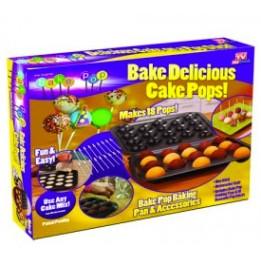 Bake pops / Cake pops