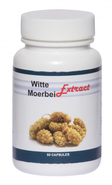 witte moerbei extract