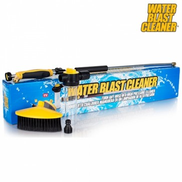 Water blast cleaner