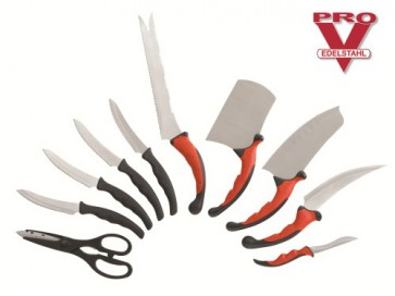 Pro V Contour knives