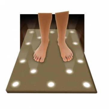 Night light mat