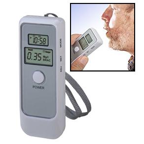Digitale Alcoholtester - Blaastest