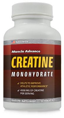 Muscle Advance creatine