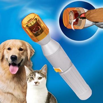 Pet Pedicure Elektrische Nagelvijl voor Honden en Katten
