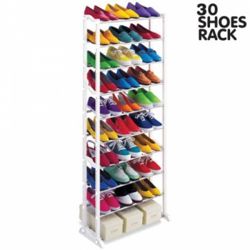30 Shoes Rack Schoenenrek, schoenenrek,