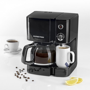 gourmetmaxx koffie en theestation
