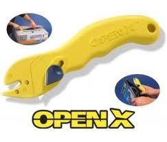Open X Dual Blade Package Opener
