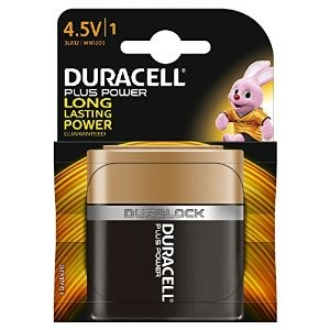 Duracell 4,5v Alkaline Plat 3LR12/ MN1203