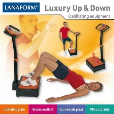 Lanaform Trilplaat Luxury Up & Down