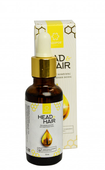Head & Hair Oliecomplex