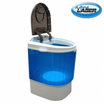 Aqua Laser Mini Wasmachine - Campingwasmachine
