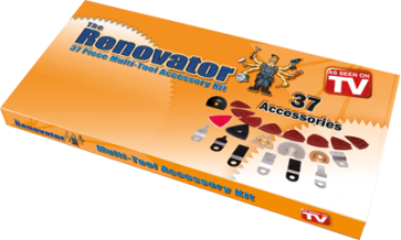 Renovator Accessory Kit