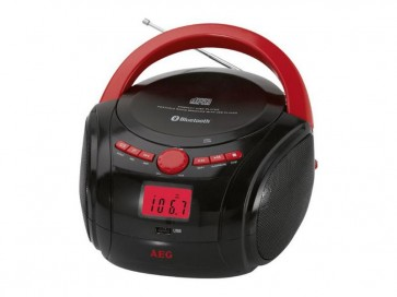 AEG Bluetooth CD-radio SR 4348 BT