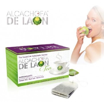 Alchachofa slimming shots thee
