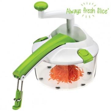 Always fresh slice