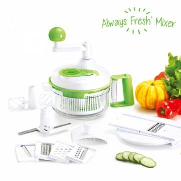 Always Fresh Mixer alles in 1 Salademaker, salademaker,