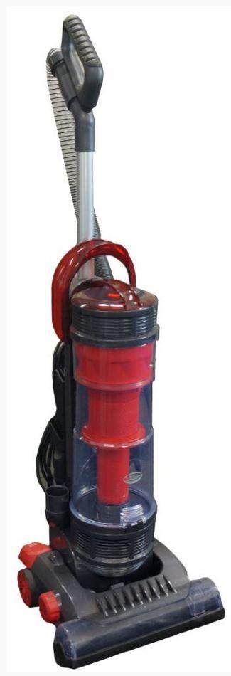 Aqua Laser Turbo Stofzuiger rood