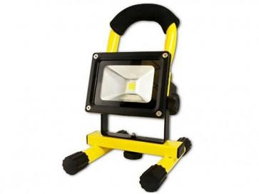 Arcas, LED Schijnwerper, Schijnwerper, Licht, Geel, 10 Watt, Elektriciteit