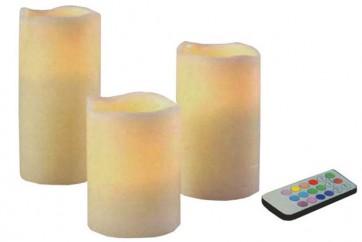 Arti Casa, LED Kaarsen, Colour Changing