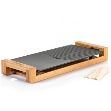 Bamboo 103025 elektrische kookplaat