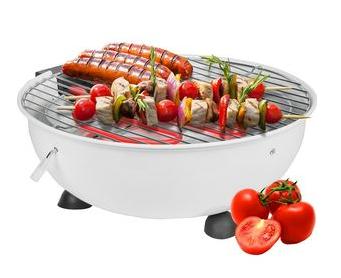 Cuisinier Deluxe Elektrische Tafelbarbecue