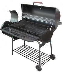barbecue Super Smoker
