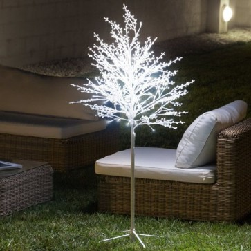 Illuminated Silhouetboom 120 LED