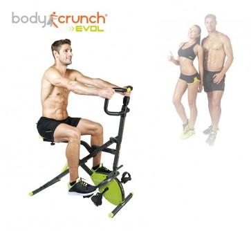 Body Crunch Evol, 2-in-1 hometrainer