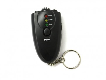 Led breath, alcohol tester
