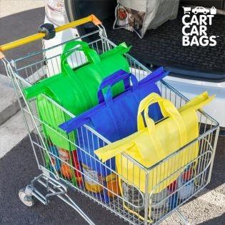 Cart Car Bags Sorteertassen