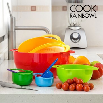 Cook Rainbowl Keukengerei