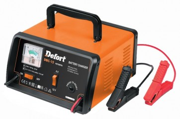 Defort Acculader (6V-12V)