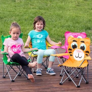 Dieren Kinderstoel Opvouwbaar