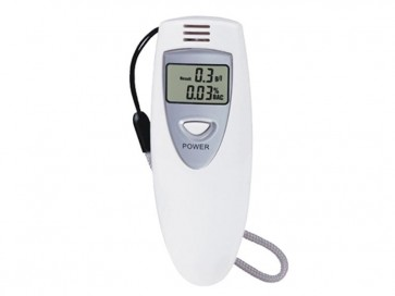 Digitale alcohol test, Alcohol tester