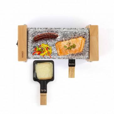 raclette grill voor 2 personen