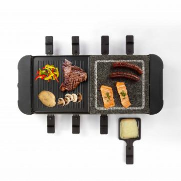 Livoo raclette grill voor 8 personen