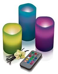 Emoti Candle Led