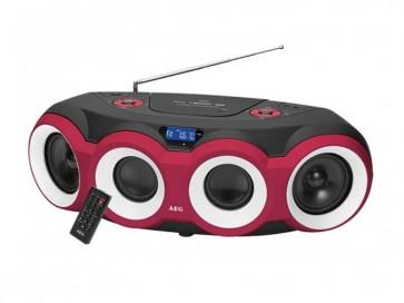 AEG stereo, sound box
