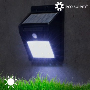 Eco Solem Solar Wall-Light