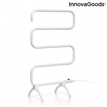 Elektrische Wand of Vloer Handdoekrail - S-dry InnovaGoods