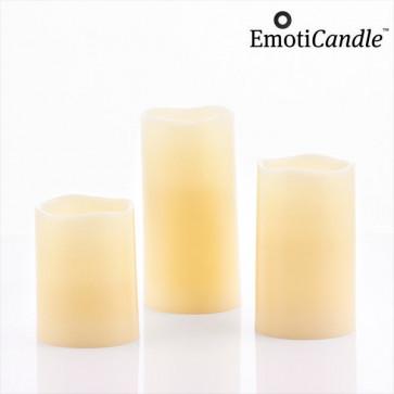 Emoti Candle Blow Sensor LED Kaarsen