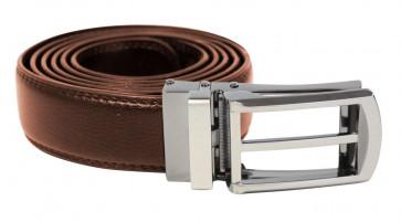 Exact belt leather Bruin