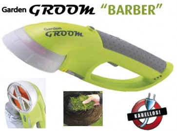 Garden Groom Barber