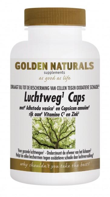 Golden Naturals Luchtweg caps