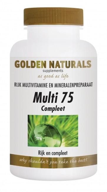Golden Naturals Multi 75