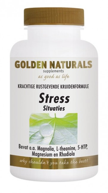 Golden Naturals Stress Situaties